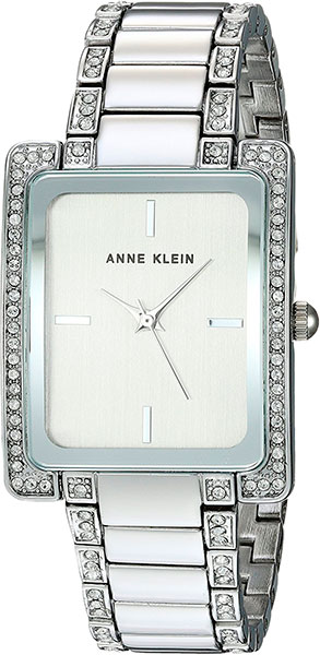 цена Женские часы Anne Klein 2839SVSV онлайн в 2017 году