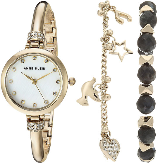 Женские часы Anne Klein 2840LBDT