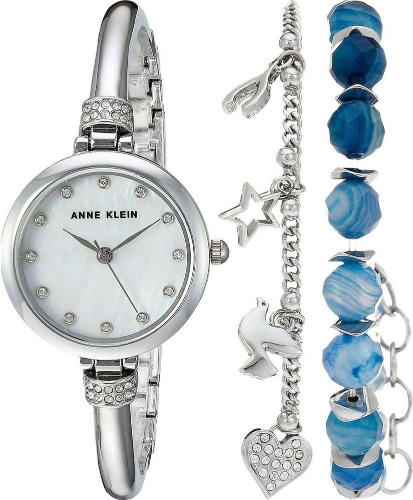 Женские часы Anne Klein 2841BAGT