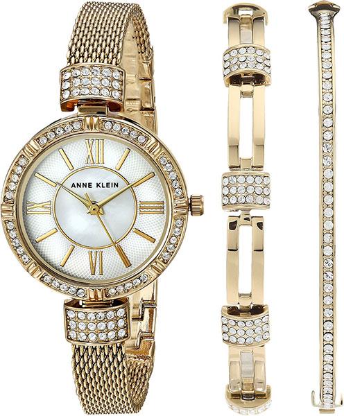 Женские часы Anne Klein 2844GBST подвесной светильник odeon 2844 2844 1