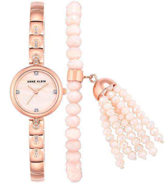 Женские часы Anne Klein 2854RGST