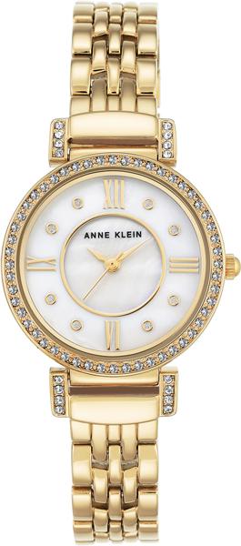 лучшая цена Женские часы Anne Klein 2928MPGB