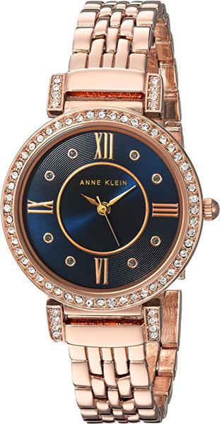 лучшая цена Женские часы Anne Klein 2928NVRG