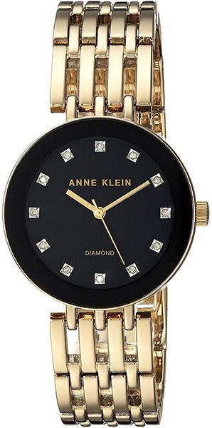 Женские часы Anne Klein 2944BKGB