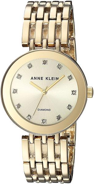Женские часы Anne Klein 2944CHGB