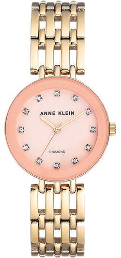 Женские часы Anne Klein 2944PMGB