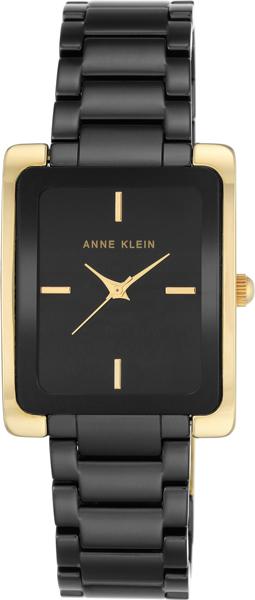 цена Женские часы Anne Klein 2952BKGB онлайн в 2017 году