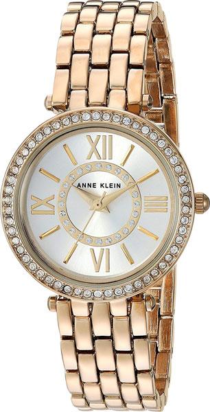Женские часы Anne Klein 2966SVGB
