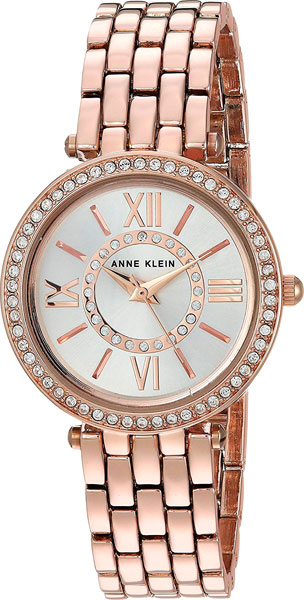 лучшая цена Женские часы Anne Klein 2966SVRG