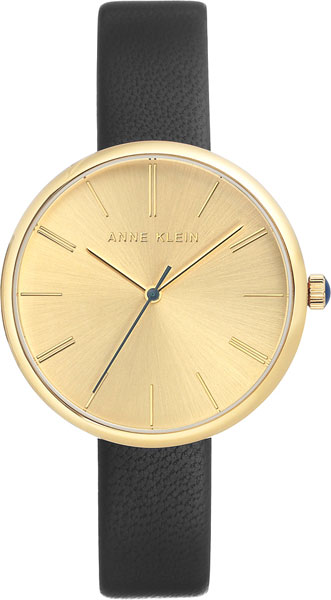 цена Женские часы Anne Klein 2996CHBK онлайн в 2017 году