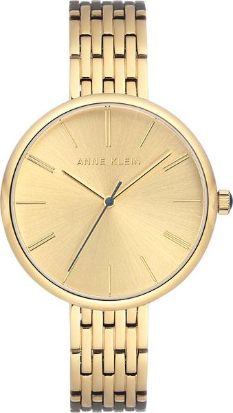 лучшая цена Женские часы Anne Klein 2998CHGB