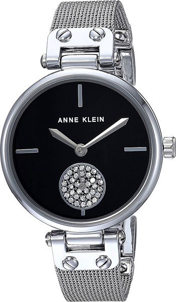 Женские часы Anne Klein 3001BKSV
