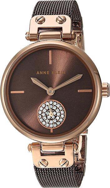 Женские часы Anne Klein 3001RGBN
