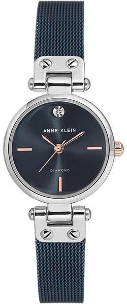 Женские часы Anne Klein 3003BLRT anne klein 1442 bkgb