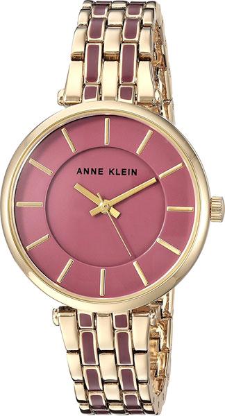 Женские часы Anne Klein 3010MVGB anne klein 1442 bkgb