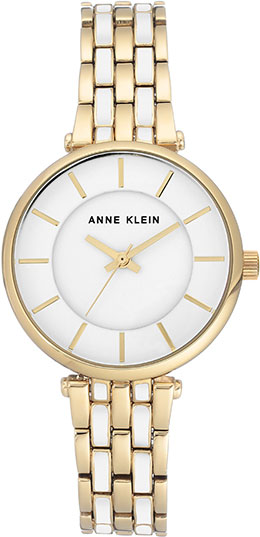 Женские часы anne klein 3010wtgb