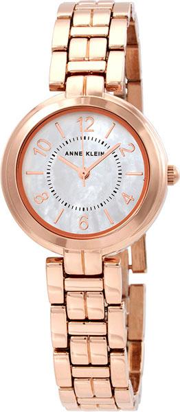 цена Женские часы Anne Klein 3070MPRG онлайн в 2017 году