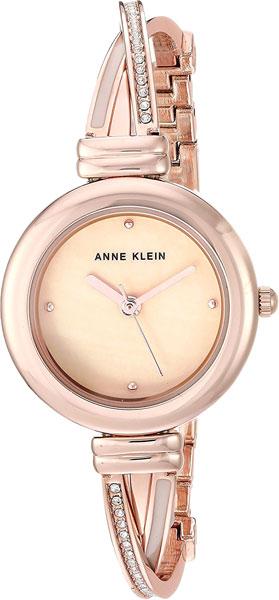 лучшая цена Женские часы Anne Klein 3124PMRG