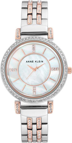 Женские часы Anne Klein 3145MPRT anne klein 1442 bkgb
