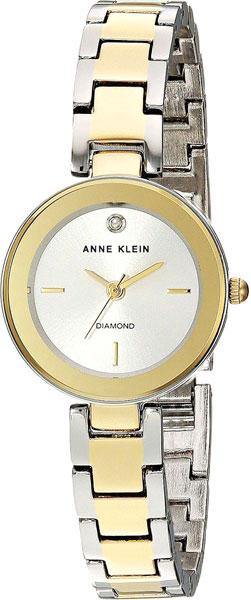 Женские часы Anne Klein 3151SVTT anne klein 1442 bkgb