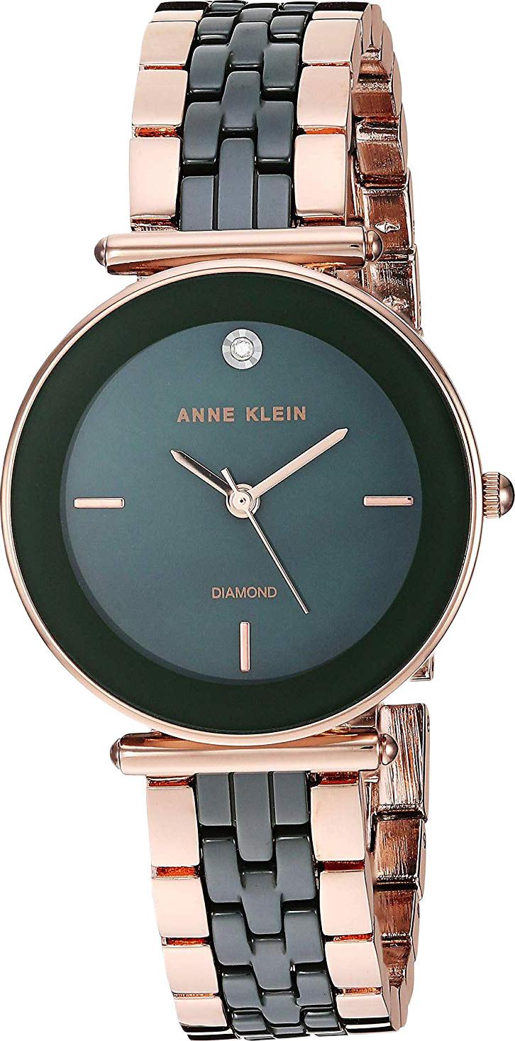 Женские часы Anne Klein 3158GNRG