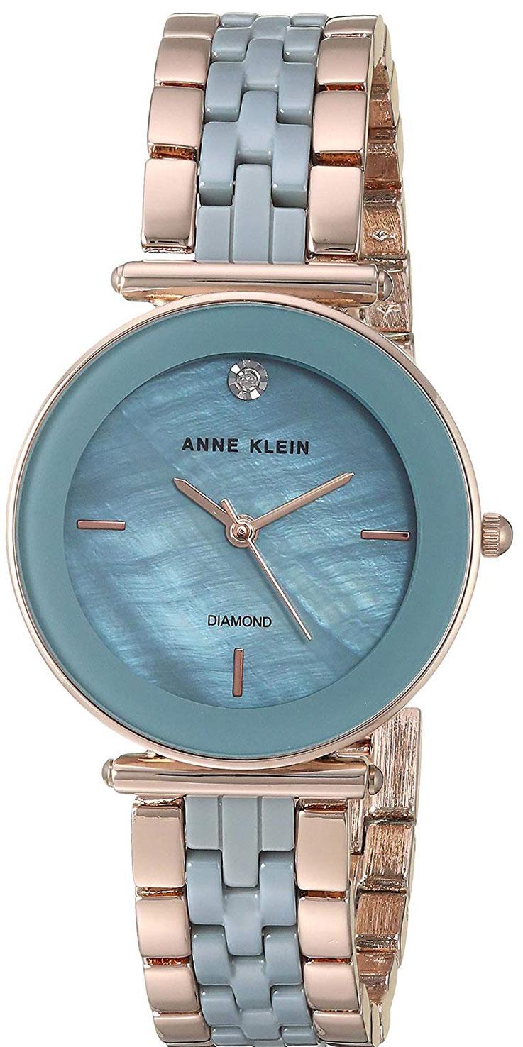 Женские часы Anne Klein 3158LBRG