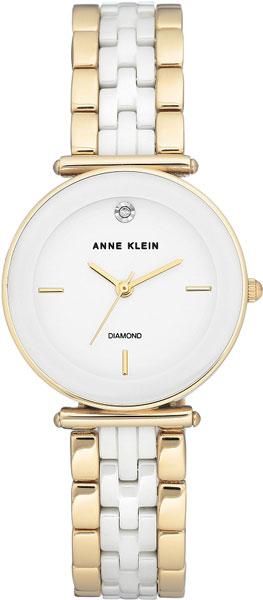 Женские часы Anne Klein 3158WTGB