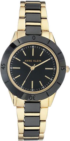 Женские часы Anne Klein 3160BKGB