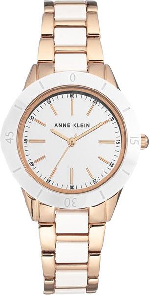 Женские часы Anne Klein 3160WTRG anne klein 1442 bkgb
