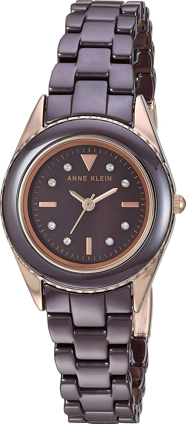Женские часы Anne Klein 3164BNRG