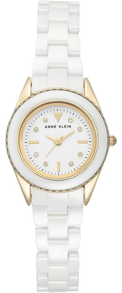 Женские часы Anne Klein 3164WTGB