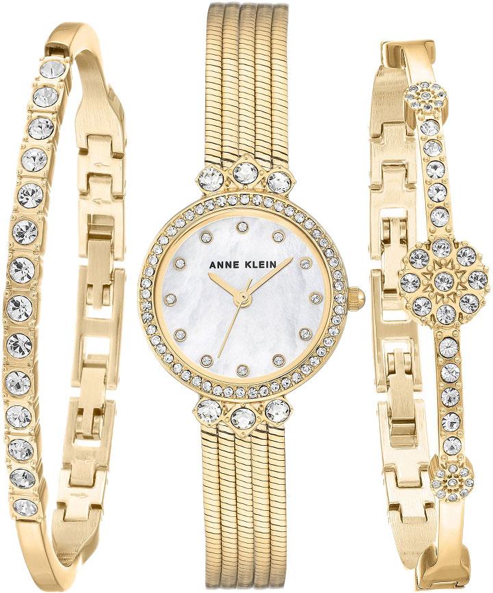 Женские часы Anne Klein 3202GBST