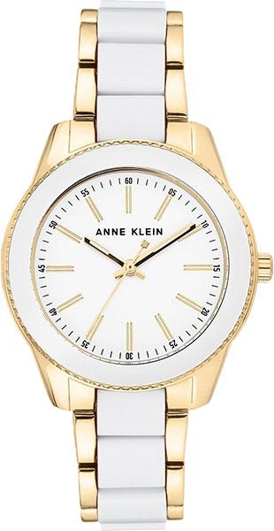 Женские часы Anne Klein 3214WTGB anne klein 1442 bkgb