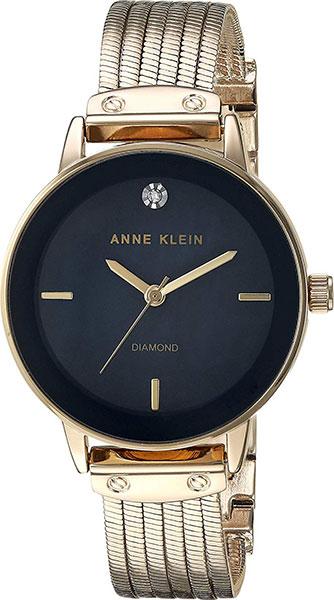 Женские часы Anne Klein 3220NMGB