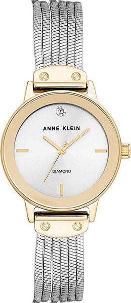 Женские часы Anne Klein 3221SVTT