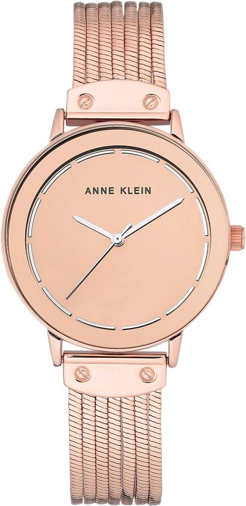 цена Женские часы Anne Klein 3222RMRG онлайн в 2017 году