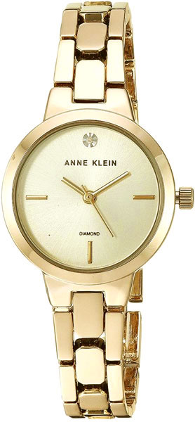 Женские часы Anne Klein 3234CHGB anne klein 1442 bkgb