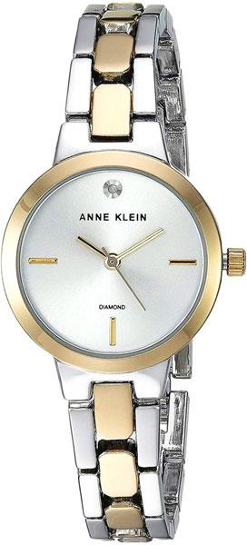 Женские часы Anne Klein 3235SVTT anne klein 1442 bkgb