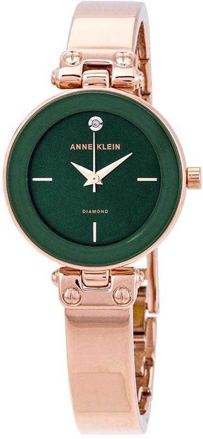 Женские часы Anne Klein 3236GNRG