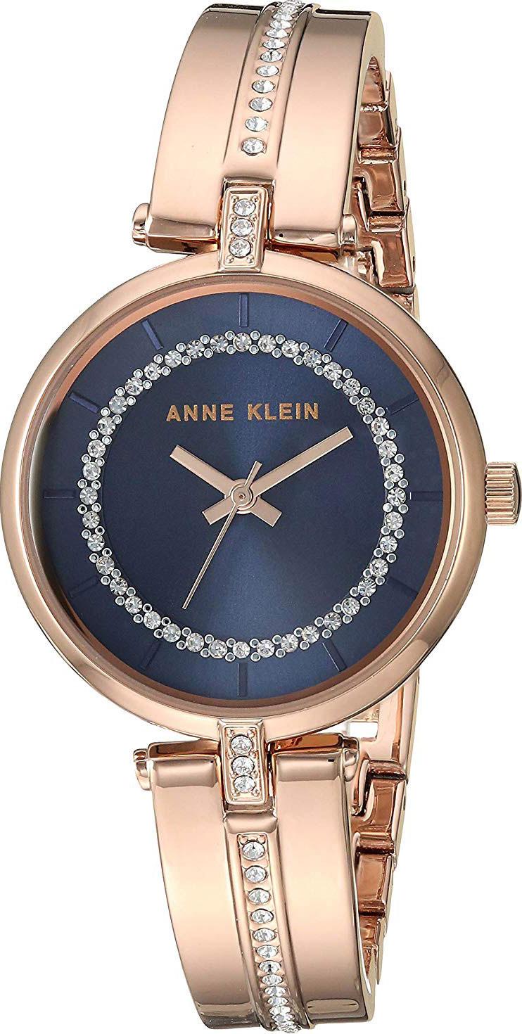 Женские часы Anne Klein 3248NVRG