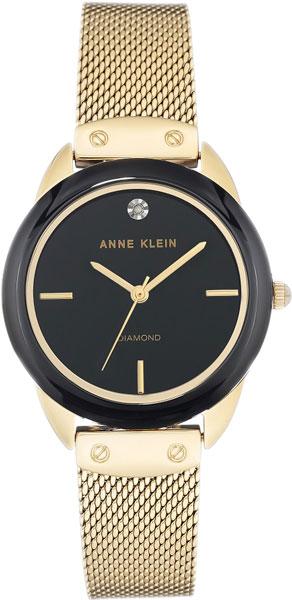 Женские часы anne klein 3258bkgb