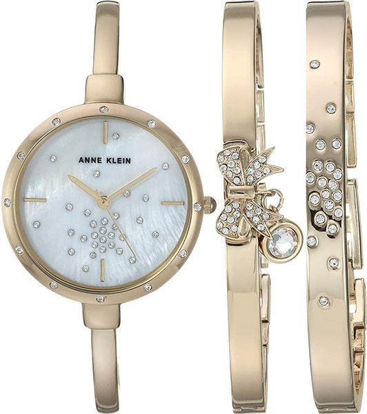 Женские часы Anne Klein 3274GBST