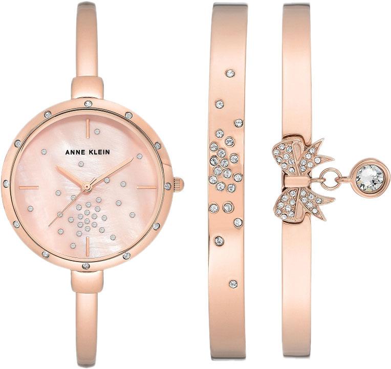 Женские часы Anne Klein 3274RGST
