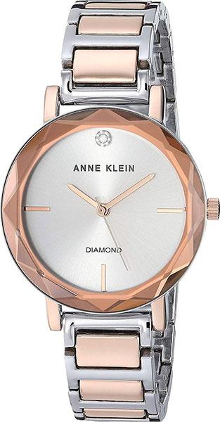 Женские часы Anne Klein 3279SVRT