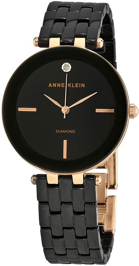 Женские часы Anne Klein 3310BKRG