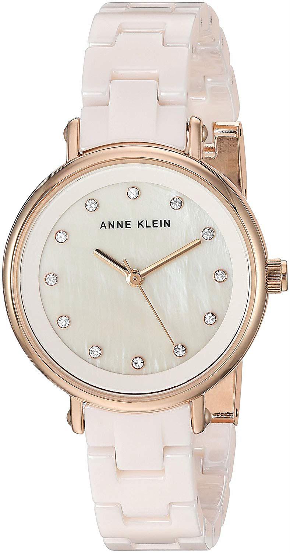 Женские часы Anne Klein 3312LPRG anne klein 1442 bkgb
