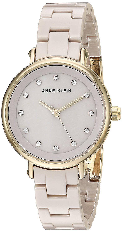 Женские часы Anne Klein 3312TNGB anne klein 1442 bkgb
