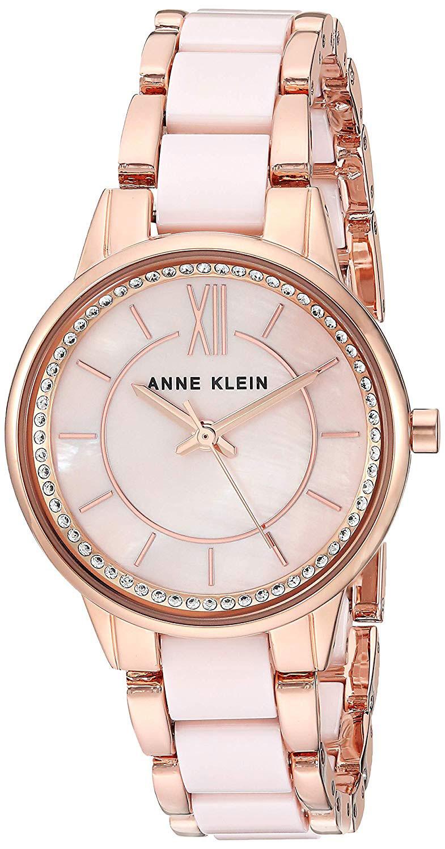Женские часы Anne Klein 3344LPRG
