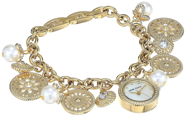 лучшая цена Женские часы Anne Klein 3356CHRM