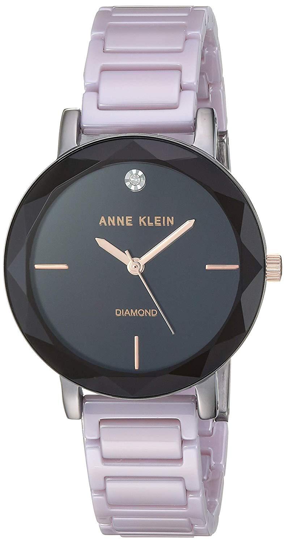 Женские часы Anne Klein 3365GYLV